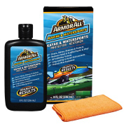 armour ALL KAYAK RESTORER & PROTECTOR W/BOTTLE &
