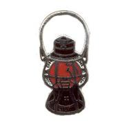 Switchman's Lantern Pin 2.5cm