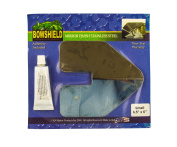 Gator Guard BS-S Bowshield, Stainless Steel, Small