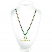 OREGON SPORT BEADS WITH MEDALLION