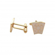 Masonic Cufflinks – Keystone of the brand – English Letters