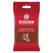 Renshaw Belgian Milk Chocolate Modelling Paste, 180g
