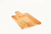 In the Boid ireko – 38x21 cm Cake Plate, Serving Plate, Eco-Friendly Solid Wood Natural
