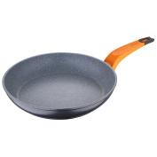 San Ignacio Lava Frying Pan, Cast Aluminium, Grey, 28 cm