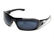 Edge Eyewear Brazeau Polarised Blk Frame G-15 Mirror Lens SKU