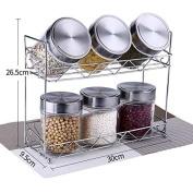 MOMO Kitchen Glassware Jars, Sealed Cans, Bottles, Seasoning Boxes, Seasoning Pots,BB