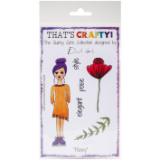 That's Crafty Clear Stamp 10cm x 15cm -penny