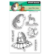 Penny Black Just For You Clear Unmounted Rubber Stamp Set
