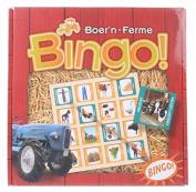 animals bingo boerderij