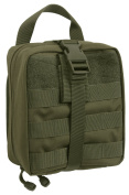 Rothco Tactical Breakaway Pouch, Olive Drab
