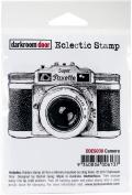 Darkroom Door Cling Stamp 7.6cm x 5.1cm -Camera