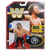 WWE Retro Series 3 Mattel Wrestling Action Figure - AJ Styles