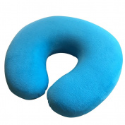 VORCOOL Soft Memory Foam Pillow U-shaped Neck Support Cushion Travel Pillow for Aeroplanes Cars Trains Home or Office