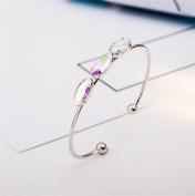 LX Bracelet metal plating bracelet fashion jewellery , ab colour