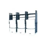Monkey Bars Large Folding Chair Rack