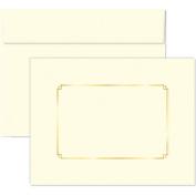 Ivory Certificate Envelope