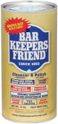 Bar Keepers Friend B88277 Bar Keepers Cleanser & Polish With Mild Abrasives -12x350ml
