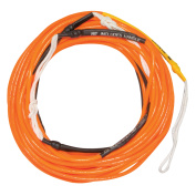 Hyperlite 2018 24m Silicone A-Line (Neon Orange) Wakeboard Rope