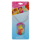 Kids Licenced Metal Dog Tag Necklace Costume Jewellery