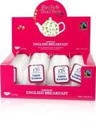 English Tea Shop - English Breakfast - 100 String and Tag Bags - 200g