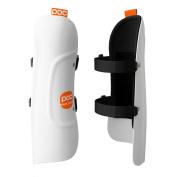 POC Sports Unisex Classic Shins, Hydrogen White, One Size