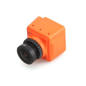 MagiDeal Orange MS-1675 600TVL 2.1mm Lens NTSC CCD IR Blocked Camera for RC Racing Drone Accessory