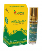 Mukhallat Rollon Attar Perfume 8ml - Apparel Concentrated (Free From Alcohol) , By Kazima