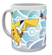 "GB eye ""I Choose You"" Pokemon Mug, Multi-Colour"