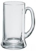 Icon Pint Glass Tankard 20oz / 568ml -   Classic Beer Tankard, Beer Mug