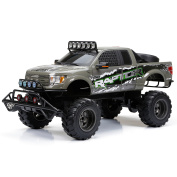 New Bright RC 1:6 Scale Ford Raptor Truck, Grey