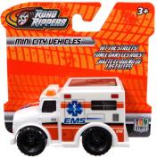 Road Rippers Ambulance Plastic Car