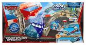Disney Cars Cars 2 Colour Changers Colour Splash Speedway Exclusive Playset