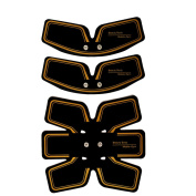 Hydrogel Abdominal Muscle Stickers Exercise Fitness Equipment Arm And Chest Special Patch
