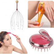 GJA Massage massage head massage finger claws claws grasp itch scratch head device