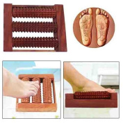 Thanks Giving Gift for your Loved Ones Wooden 3 Rods Foot Massager for Pain & Stress Relieving Handcrafted Acupressure Tools