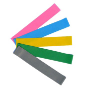 Resistance Bands Exercise Bands Mini Bands Resistance Loop Bands for Legs Home Gym Workout Equipment for Yoga Fitness Pilates Strength Physical Therapy Mobility Recovery Training Body Legs Thighs Glut