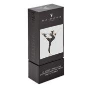 Flexistretcher 2.0 Black stretch band for Dancers Gymnastics Yoga and Pilates training. Adjustable elastic stretchband
