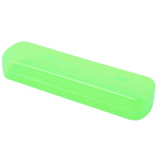 styleinside Portable Toothpaste Toothbrush Case Holder Covers Box for Outdoor Travel Camping Green