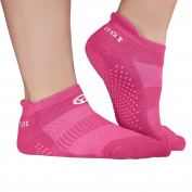 OgiYogi Womens Yoga/Fitness Grip Socks - Yoga, Pilates, Fitness, Gym