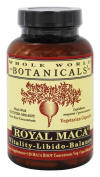 Whole World Botanicals - Royal Maca Vitality-Libido-Balance - 120 Vegetarian Capsules