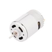 Unique Bargains DC12V 4650RPM High Torque Electric Mini DC Micro Motor for Hair Dryer