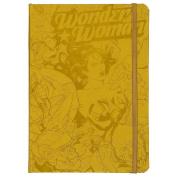 Wonder Woman PU Embossed Notebook A5