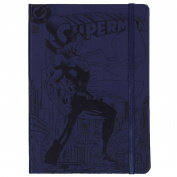 Superman PU Embossed Notebook A5