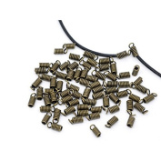 creafirm . 200 Springs for 2 mm cord Bronze