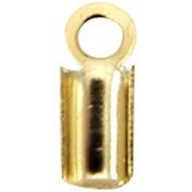 Cord End 5 mm – Gold – megacrea