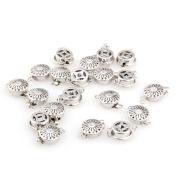 Skyllc® 20 X Bracelet Necklace Chain Jewellery Buckle Hook Clasp