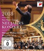 Wiener Philharmoniker/Riccardo Muti [Blu-ray]