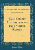 Farm Credit Administration 1993 Annual Report