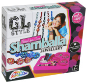 Grafix Girls Life Style Make Your Own Shamballa Jewellery Craft Set For Children