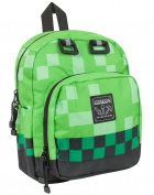 Minecraft Creeper Backpack Rucksack School Bag